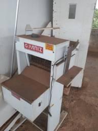 Maquinários completos para produção de pães