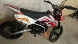 MXF 125cc para trilha - 2016