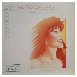 Lp Elba Ramalho - The Best Of Brazil