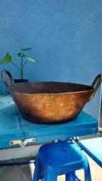 Tacho de cobre - centenário