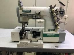 Máquina de Costura Galoneira Industrial Siruba