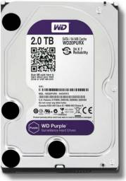 Hd Sata 2tb Wd20 Purx - Western Digital Purple