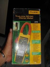 Alicate Amperimetro Fluke 376