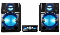 Mini System Sony Shake-99 4000 Watts Em RMS (Parcelo Em Até 12 Vezes)