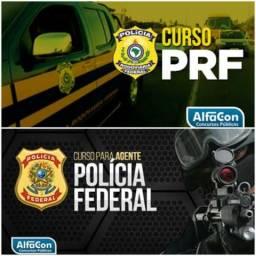 Cursos Alfacon PF PRF Depen