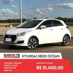 Hyundai Hb20 Ocean 1.6 Flex 16/17 - 2017