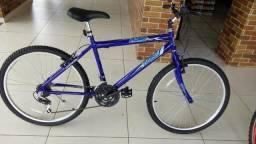 Bicicleta 26 MTB Flash 21M Azul