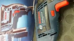 Furadeira / parafusadeira de impacto Bosch 13 re nova