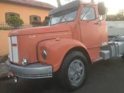 Caminhão Trator Scânia 111s Ano 1978