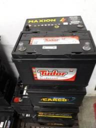 Bateria 100ah seminova 199,00
