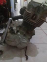 Motor de Cg 125 novinho - 2008
