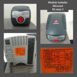 Módulo Isolador Estabilizado Microsol