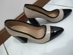 Sapato scarpin novo