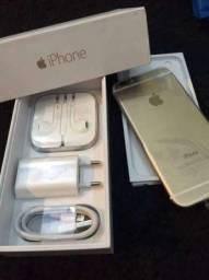 Promoção Iphone 6 16gb Preto e Dourado Novo na Caixa