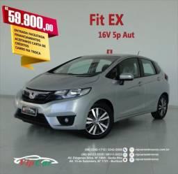 HONDA FIT 2015/2016 1.5 EX 16V FLEX 4P AUTOMÁTICO - 2016