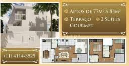Sobrado com 2 dormitórios à venda, 78 m² por r$ 330.000,00 - jardim das maravilhas - santo
