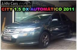 Honda City 1.5 Dx 16V Flex Automático »»Baixo Km«« - 2011