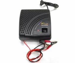 Carregador bateria moto carro nobreak - Adftronik