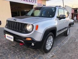 Jeep Renagade TrailhaWk | Diesel | Altamente Diferenciada | Essa é Linda - 2016