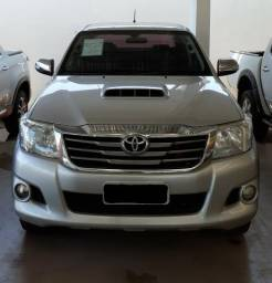 Hilux SRV 2014, Liberada Diesel 4X4 Prata - 2014