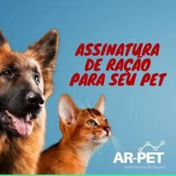 Ração para Cães e Gatos