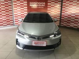 Corolla xei 2.0 flex automático - 2019