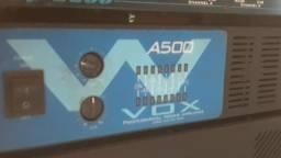 Amplificador machine A500