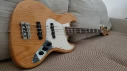 Baixo Fender Jazz Bass Reissue 1975 (RI75) Japonês - ano 1986