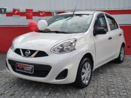 Nissan March 1.0 S Financio!!! - 2016