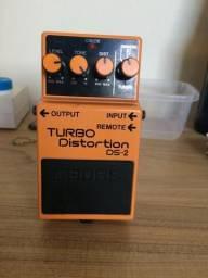 Pedal de Guitarra Boss DS-2 Turbo Distortion