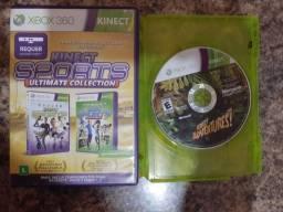 Xbox 360 novo tudo ok 2 controles todos os cabos e jogos novos