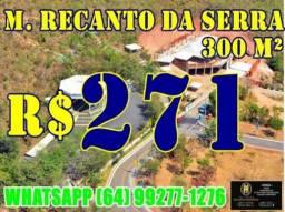 Mansões Recanto da Serra nossa Sra. da Salete - Lote a Venda no bairro Mansões R...