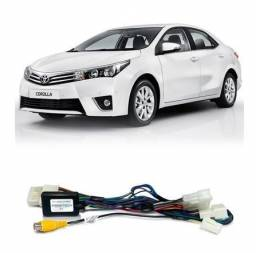 Desbloqueio Multimidia Tela Corolla 2015 2016 2017 2018 2019 Faaftech