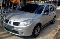 Título do anúncio: Renault Sandero 1.6 2010 Flex Completo aceito troca