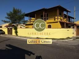 J+525 Casa Linda de Esquina  em Unamar - Cabo Frio/RJ