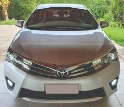 Vendo Corolla Altis 16V 2.0 Flex Modelo 2015 ( Versão Topo de Linha) - 2015