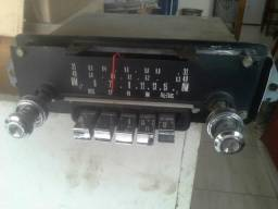 Rádio automotivo antigo galaxie Ltd 500 Ford landau