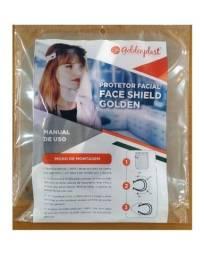 Protetor Facial Novo na embalagem lacrado