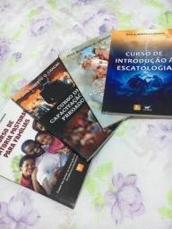 Livros de Teologia (Leia o anúncio). Aceito propostas!