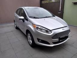 Fiesta Sedã 1.6 SEL automático, super novo