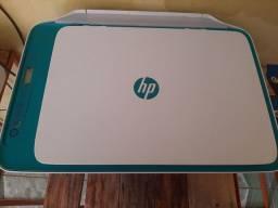 Impressora HP pouco usada