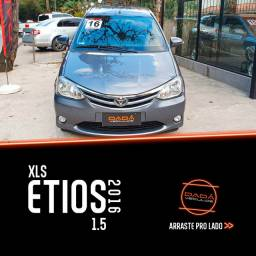 Toyota Etios 2016 1.5 XLS única dona