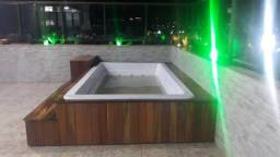 Título do anúncio: Banheiras Spas Ofurô Projetos de Deck