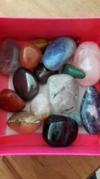 Pedras pequenas