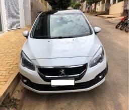 Peugeot Griffe 1.6 thp flex aut. branco