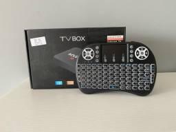 Tv box Tvbox 4/32gb ! Sua TV agora é smart TV!