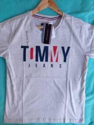 Camisas estampadas tommy hilfiger