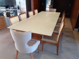 Mesa de 10 lugares nova completa
