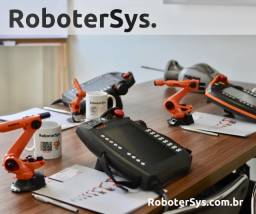 Cabo smartpad robô Kuka Krc4 - RoboterSys