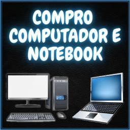 Computador e Notebook